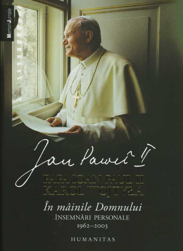In mainile Domnului. Insemnari personale (1962-2003)