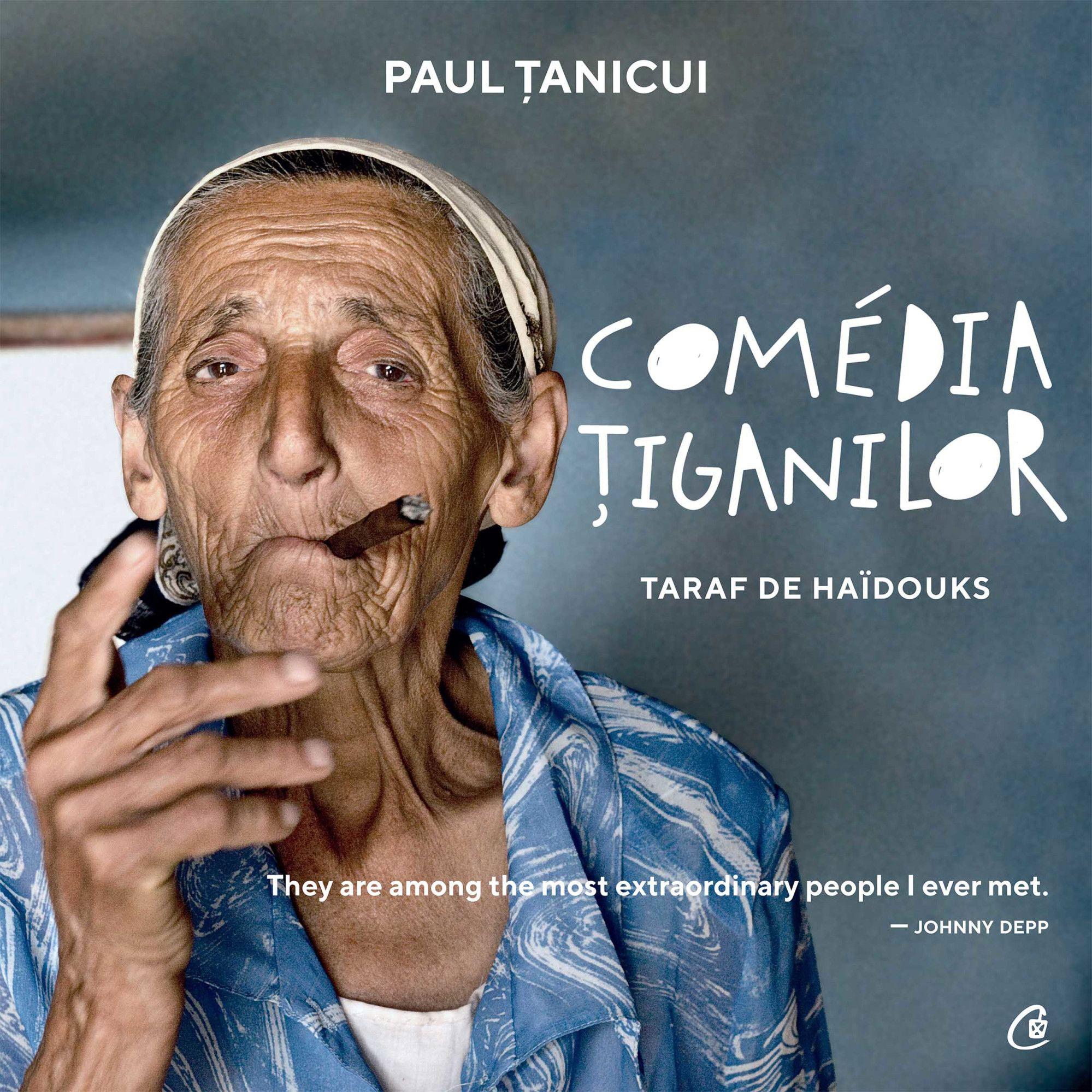 Paul TANICUI   Comedia tiganilor. Taraf de Haidouks