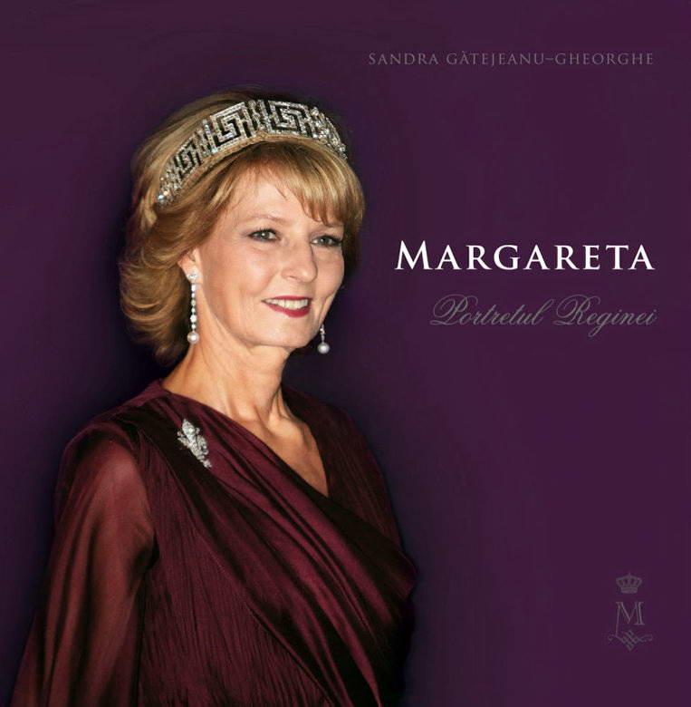 Margareta. Portretul Reginei - Sandra Gatejeanu – Gheorghe