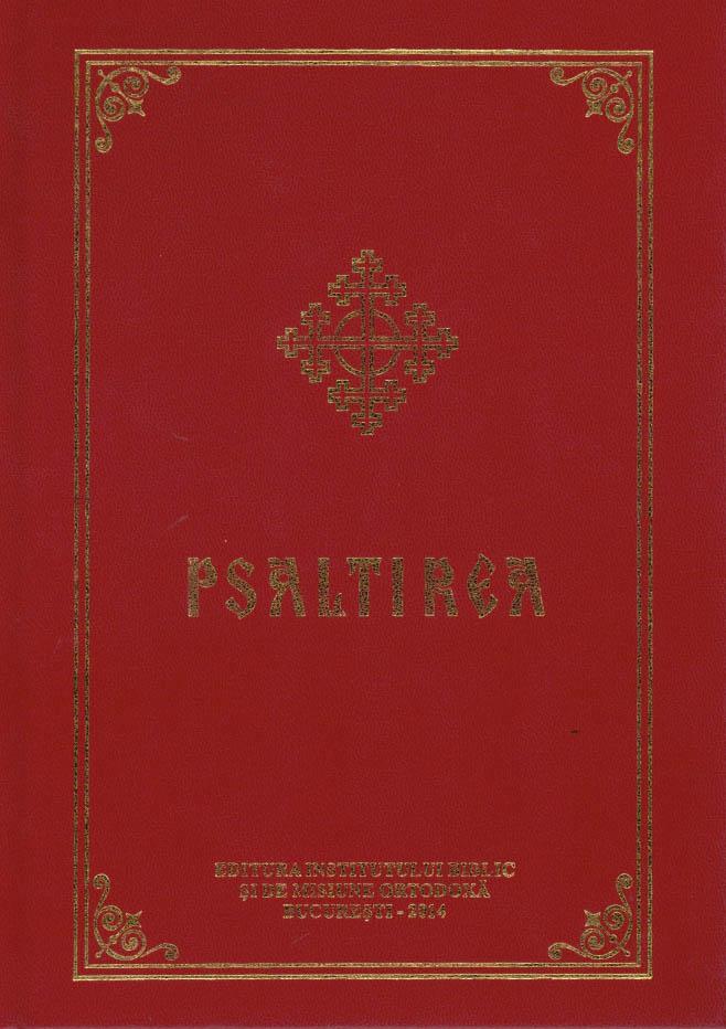 Psaltirea, Institutul Biblic