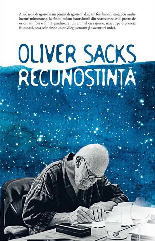 Recunostinta - Oliver Sacks