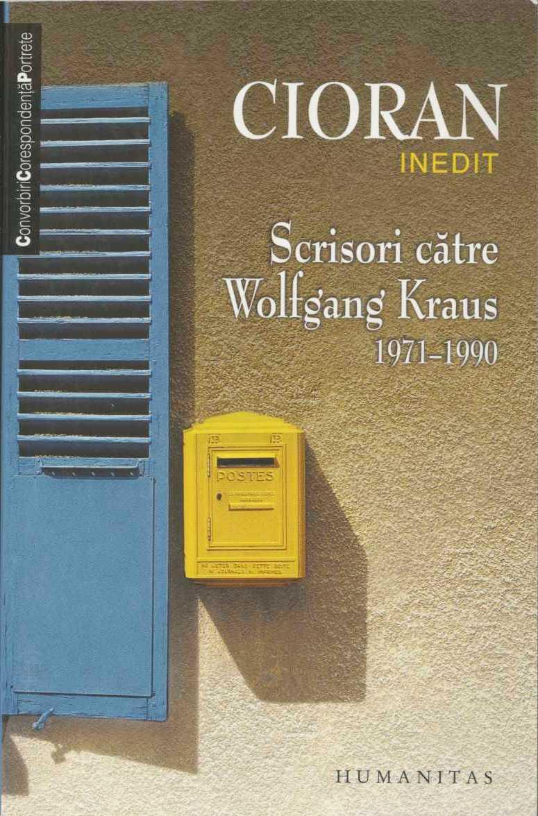 Scrisori catre Wolfgang Kraus