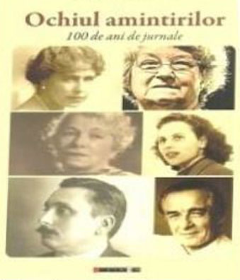 Simona VASILACHE | Ochiul amintirilor. 100 de ani de jurnale