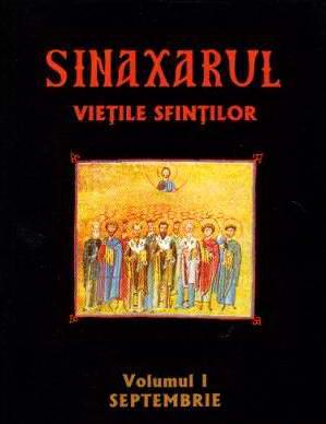 Sinaxarul. Vietile sfintilor, vol. 1. Septembrie - Ieromonahul Macarie de la Simonos Petra