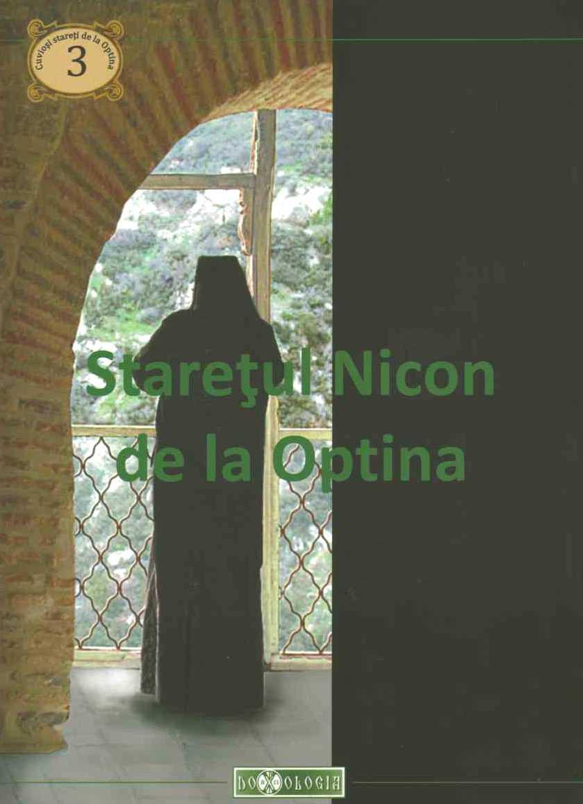 Staretul Nicon de la Optina