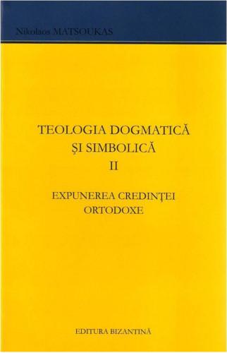 Teologia dogmatica si simbolica vol 2 de Nikos Matzoukas