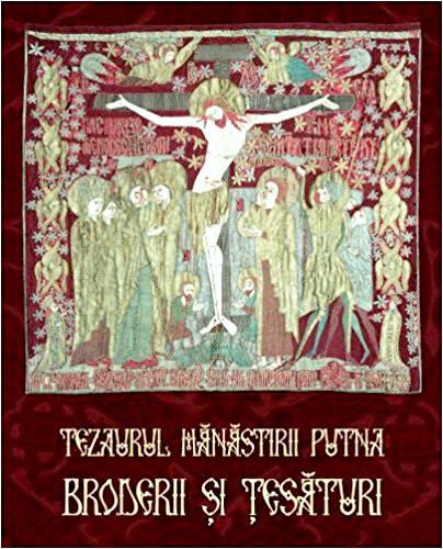 Tezaurul Manastirii Putna - Broderii si tesaturi