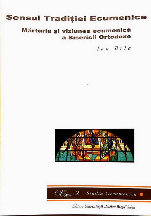 Consens si disensiune in teologia protestanta contemporana: Concordia de la Leuenberg si Adordul bisericesc Meissen. Studia Oecumenica 1