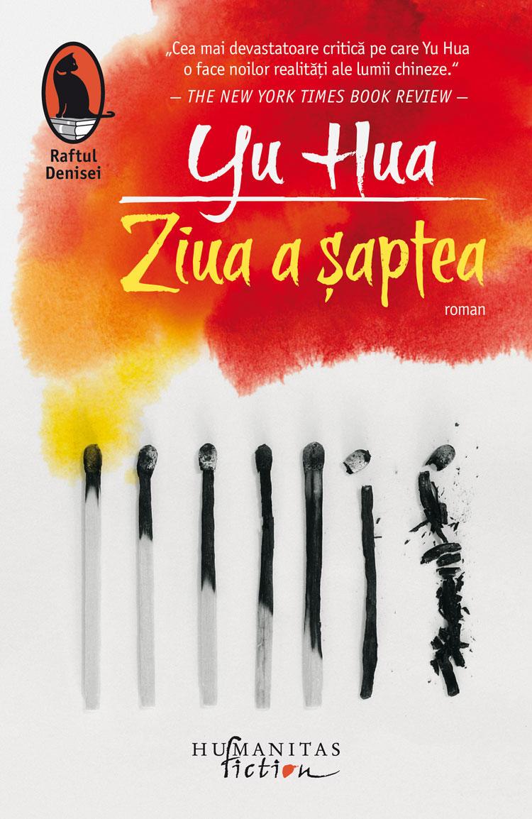 Yu HUA   Ziua a saptea - roman
