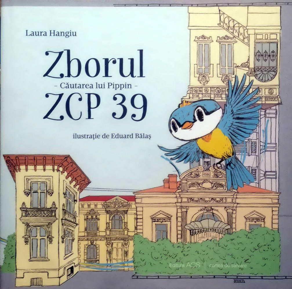 Laura HANGIU | Zborul ZCP 39. Cautarea lui Pippin