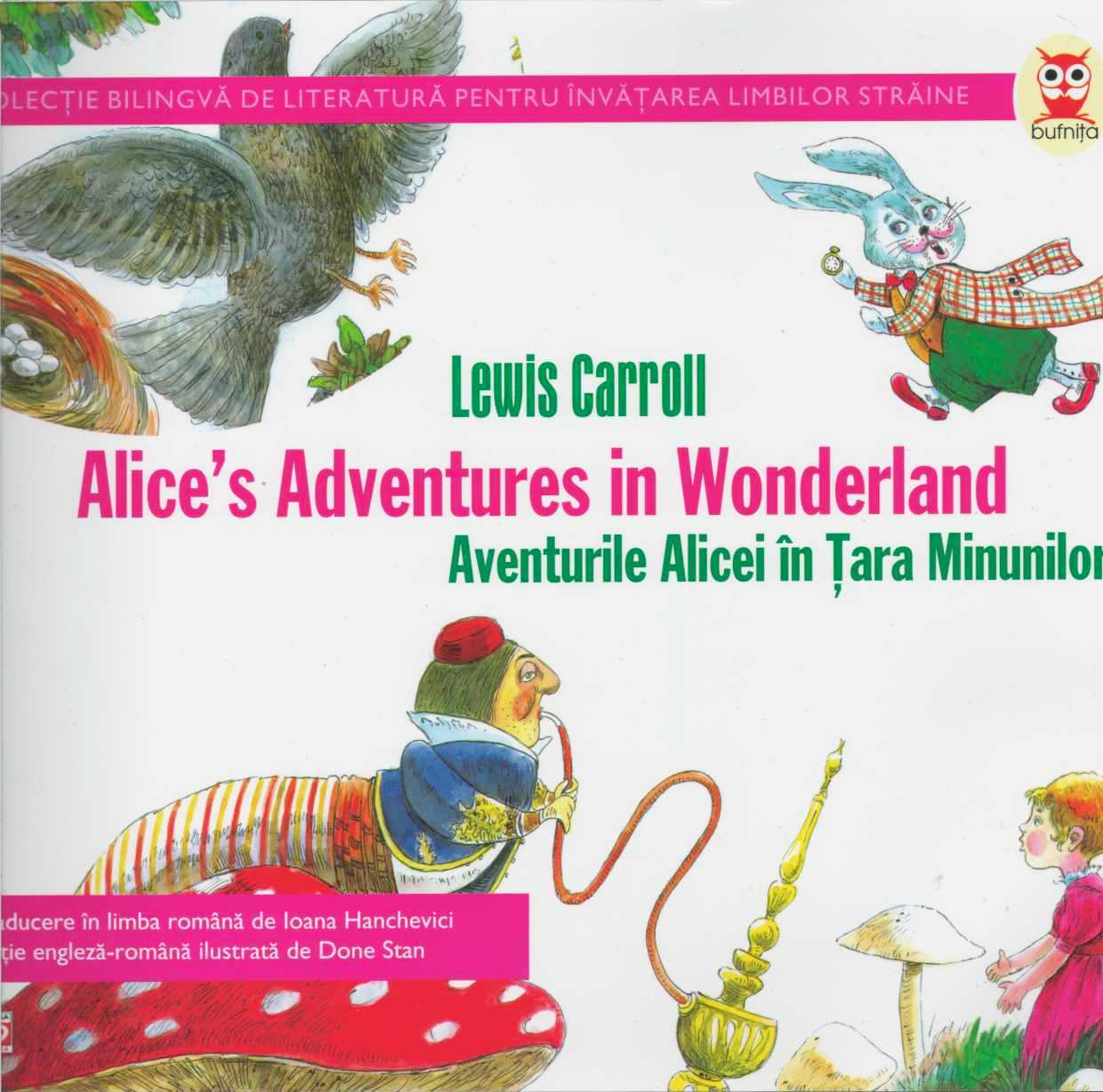 Aventurile Alicei in Tara Minunilor/Alice's Adventures in Wonderland