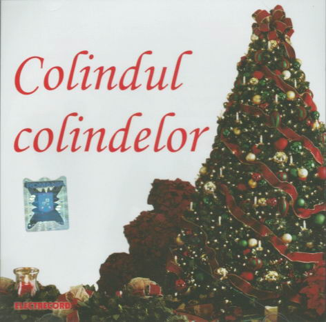 Colindul colindelor, CD