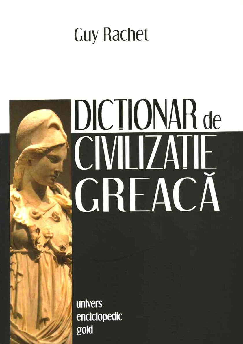 Dictionar de civilizatie greaca