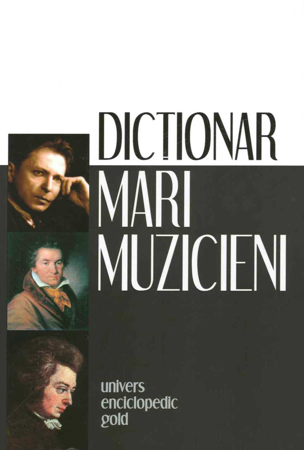 Dictionar de mari muzicieni