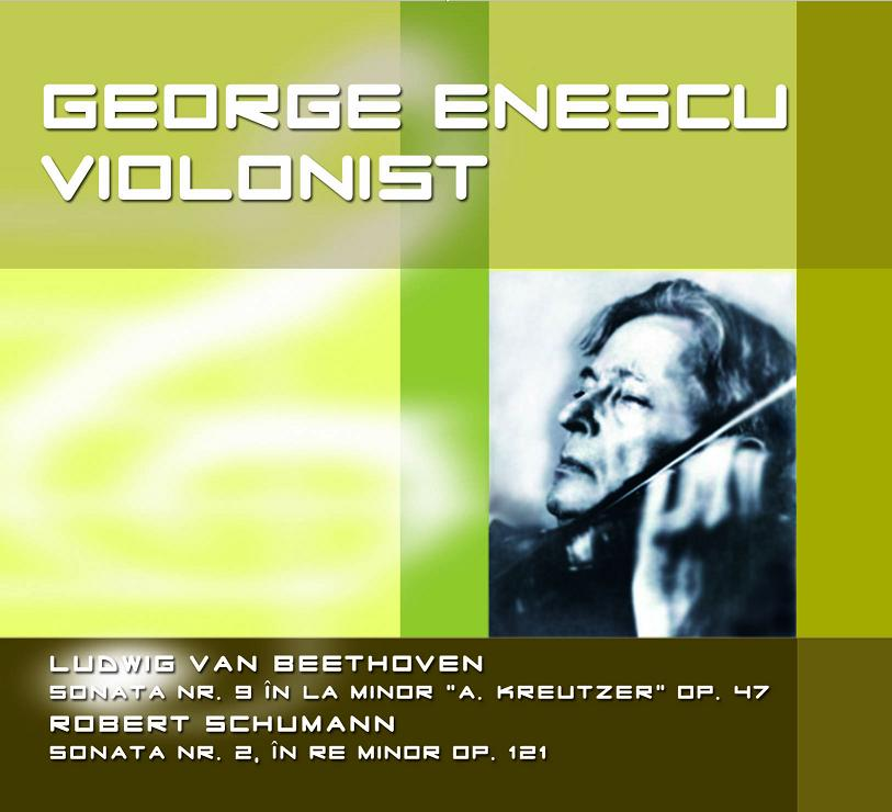 CD George Enescu Violonist