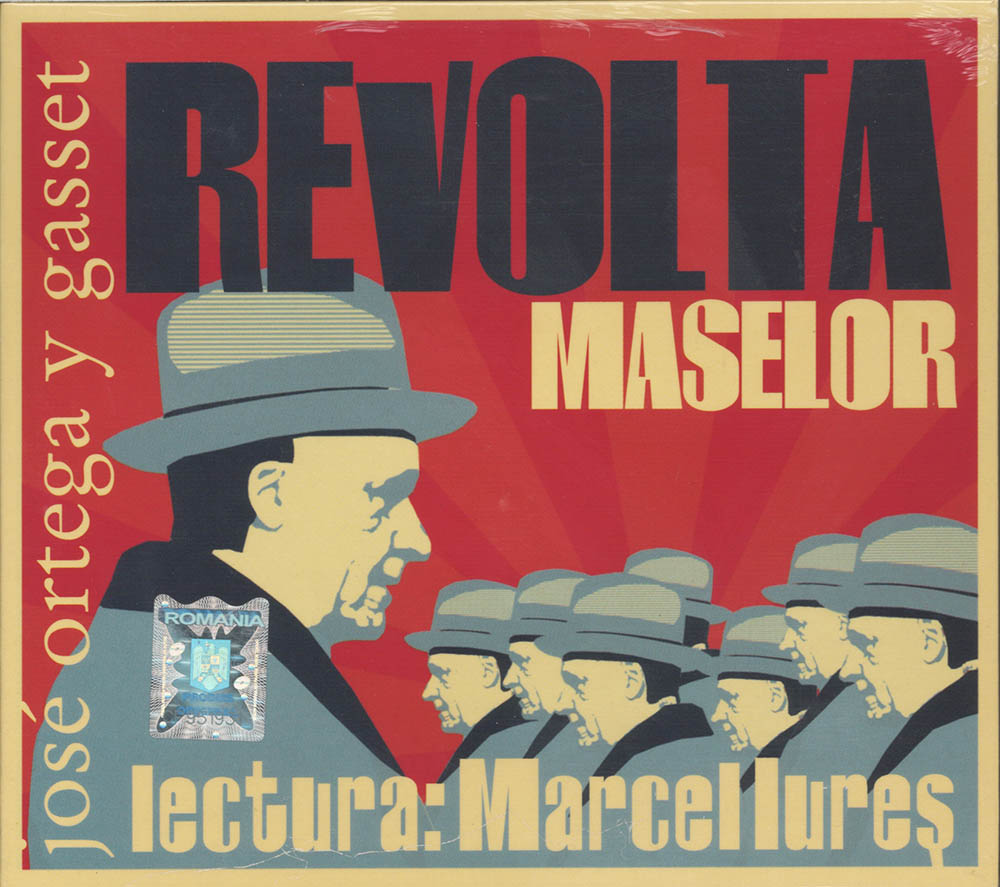 Revolta maselor, Audiobook
