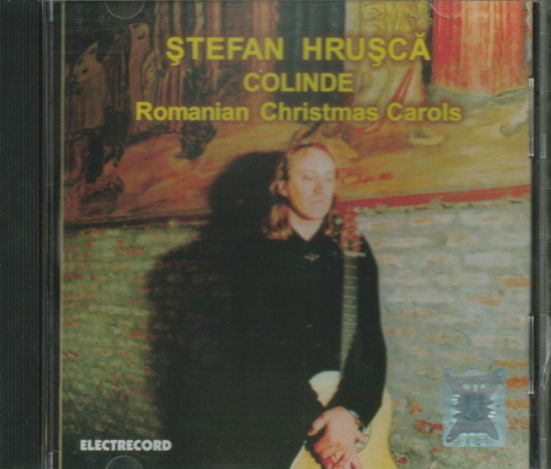 Colinde. Romanian Christmas Carols, CD