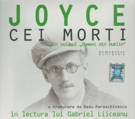 Cei morti, Audiobook