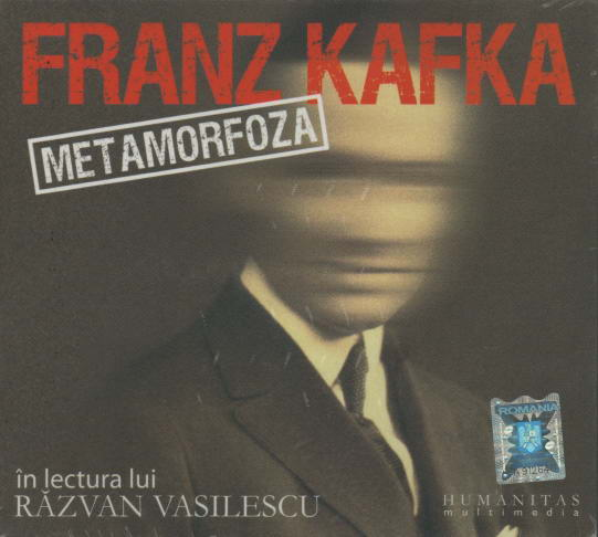 Metamorfoza, Audiobook