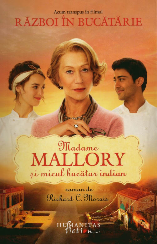 Madame Mallory si micul bucatar indian