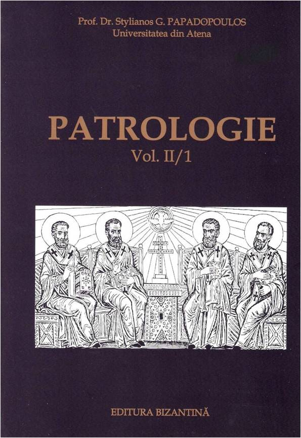 Patrologie, Vol. II/1
