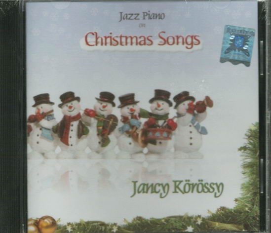 Jazz Piano on Christmas Songs, CD