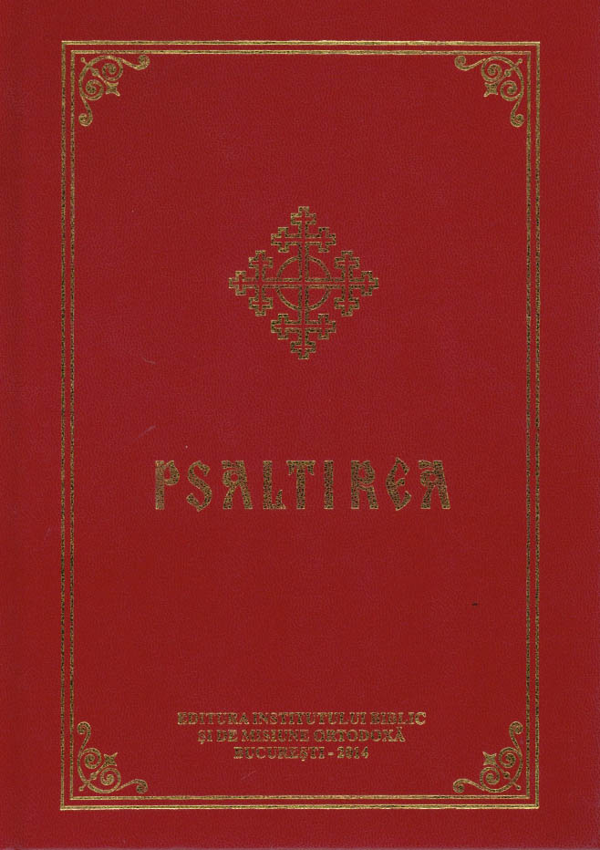 Psaltirea, Institutul Biblic