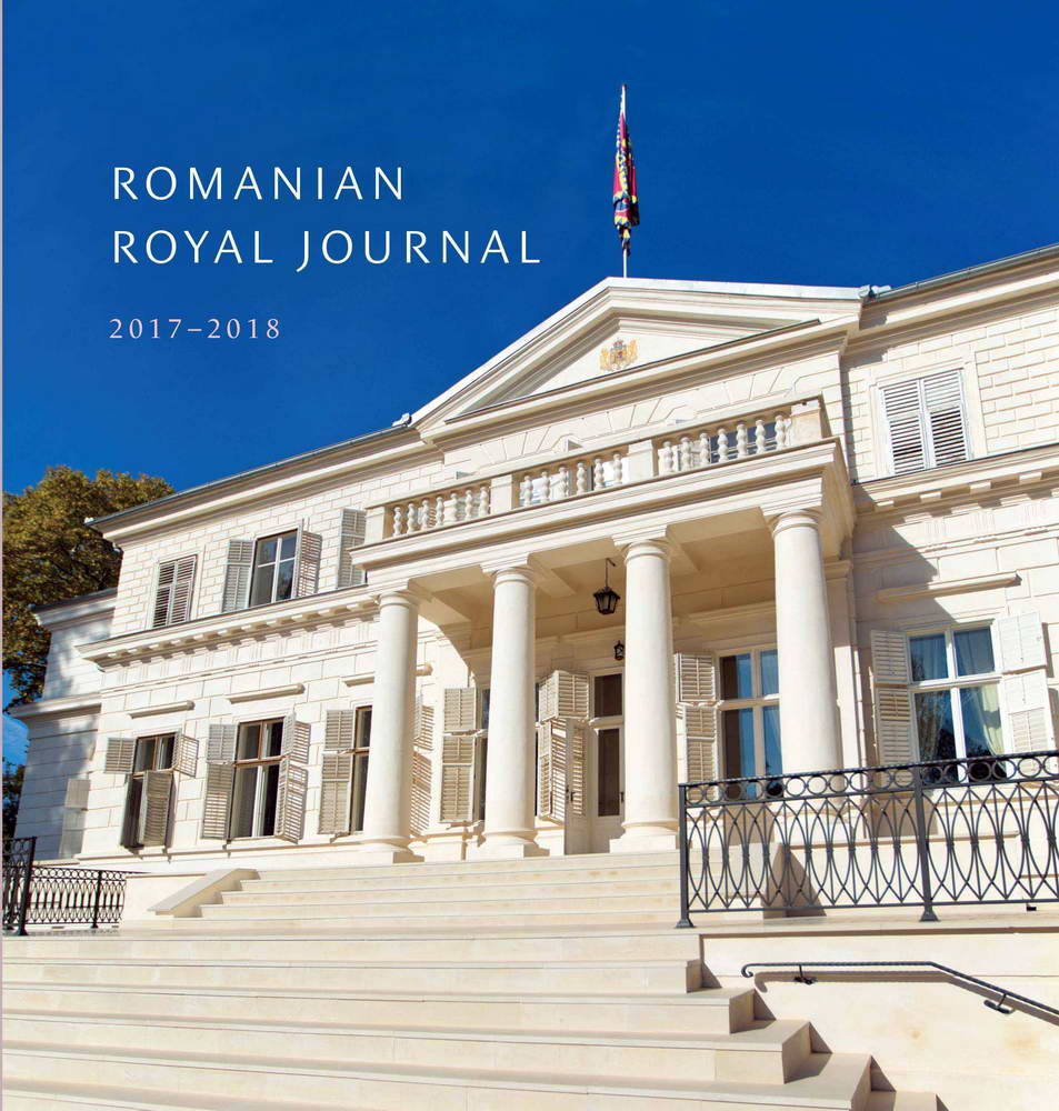 Royal Journal 2017-2018 - Principele Radu al Roman