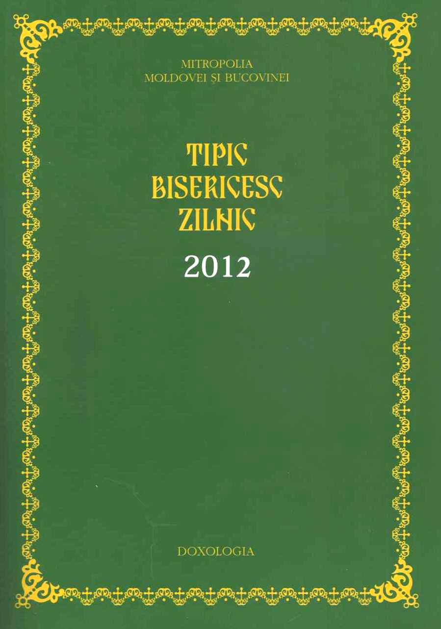 Tipic bisericesc zilnic 2012