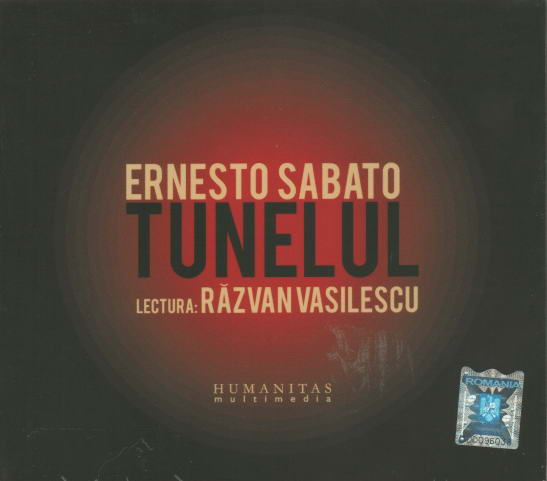Tunelul, Audiobook
